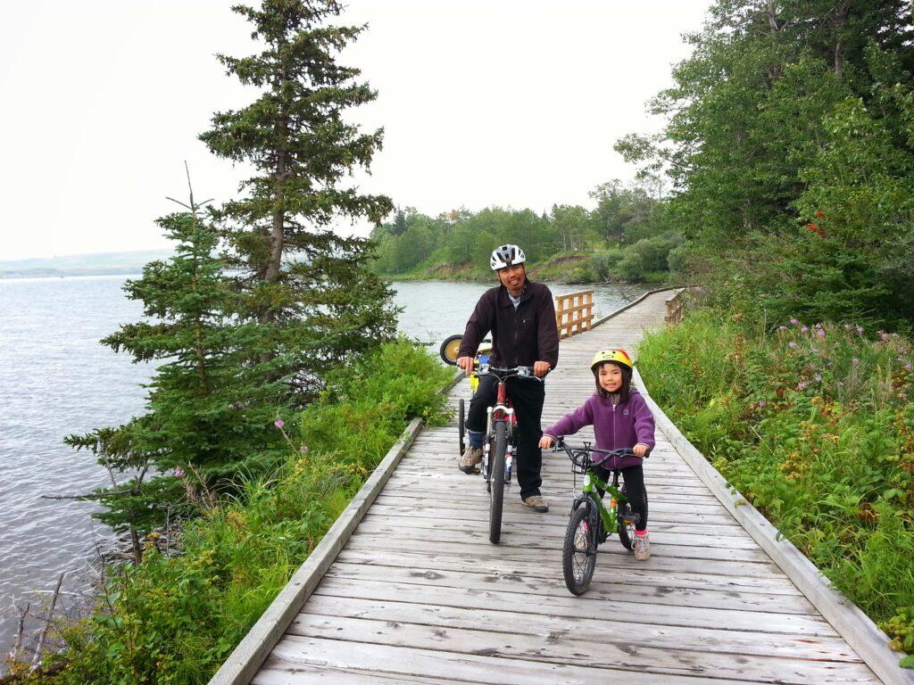 Cypress Hills Provincial Park Shoreline Trail