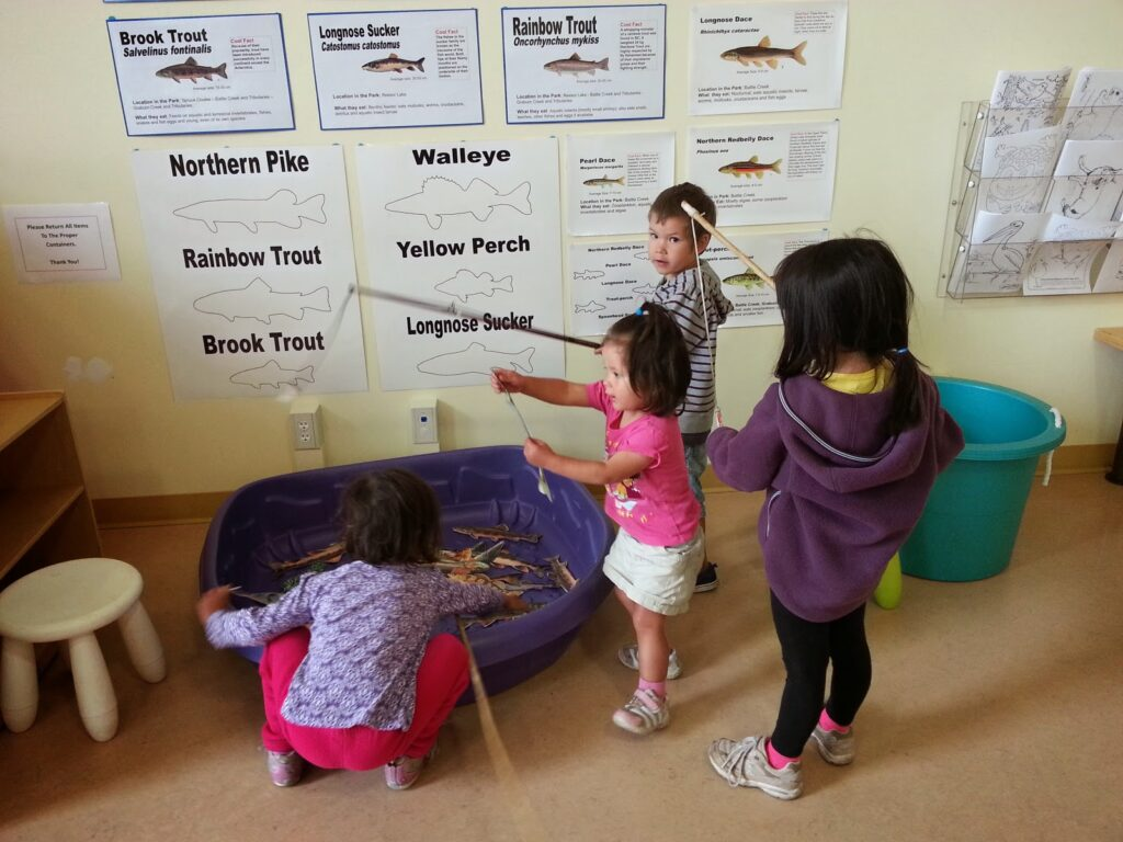 Elkwater Visitor Centre Fishing