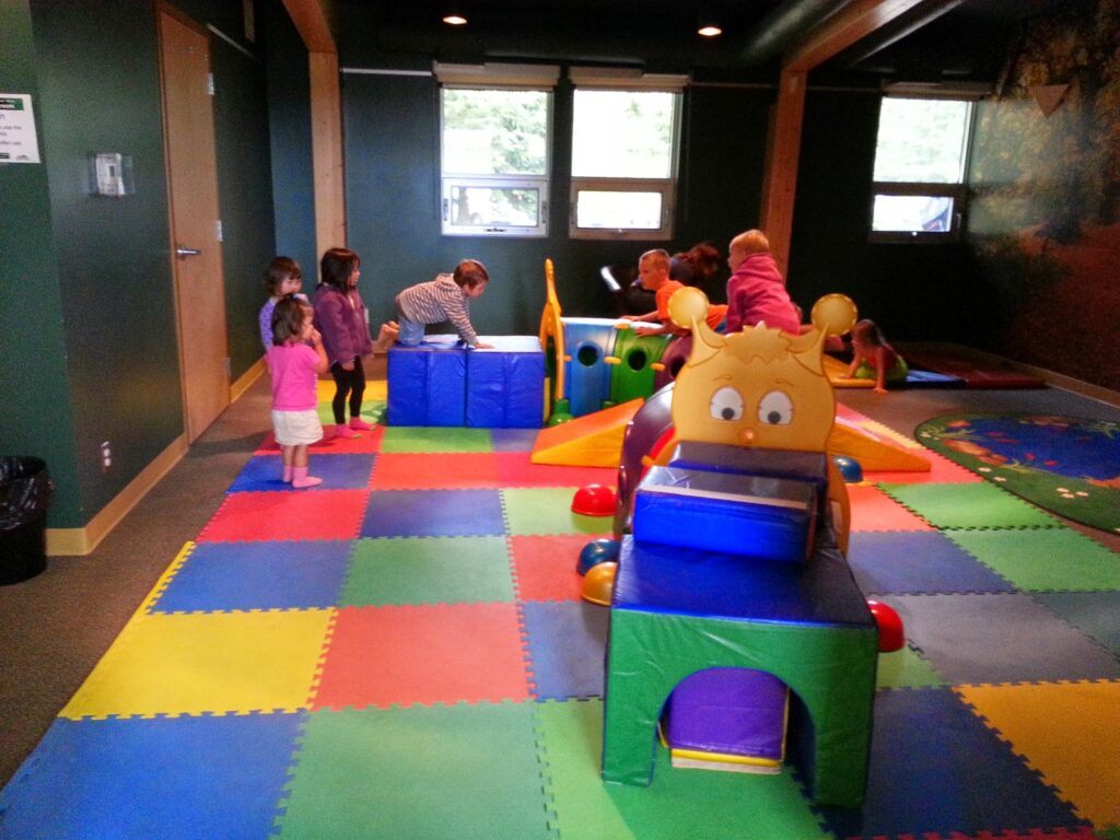 Elkwater Visitor Centre Play Area