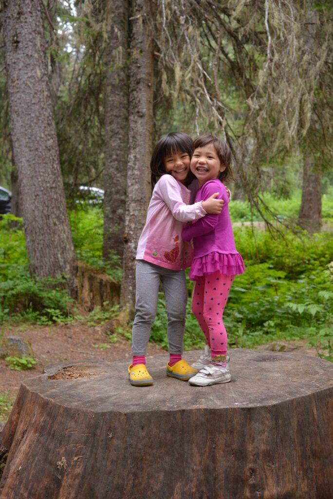 Loop Brook Campground, Glacier National Park of Canada