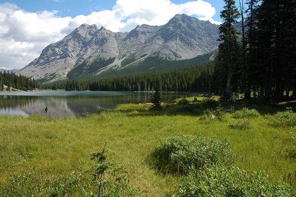 Elbow Lake, Peter Lougheed Provincial Park