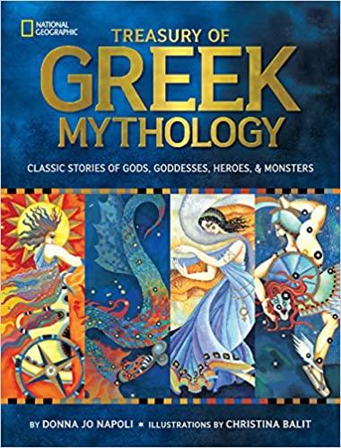 treasury-of-greek-mythology