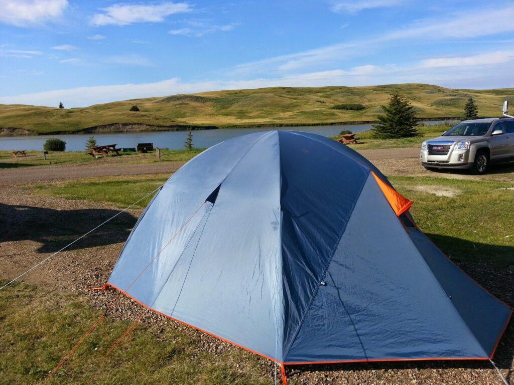 mec-wanderer-4-tent-firerock-campground