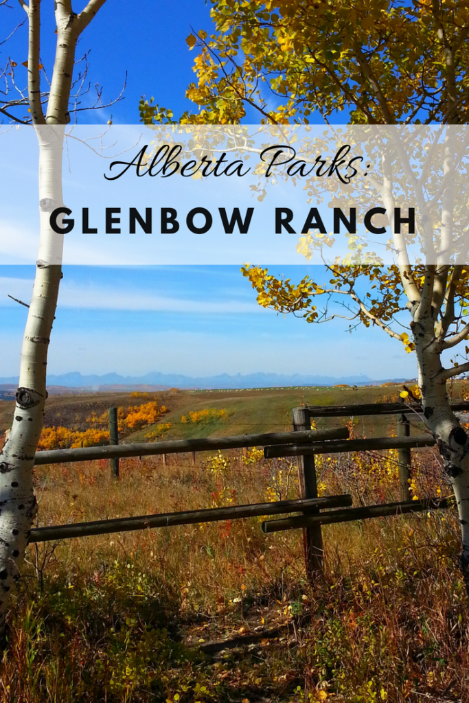glenbow ranch provincial park