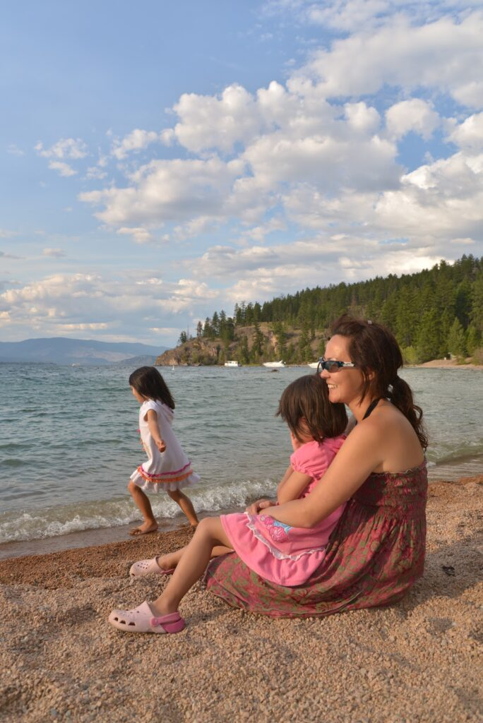 Otter Bay, Ellison Provincial Park