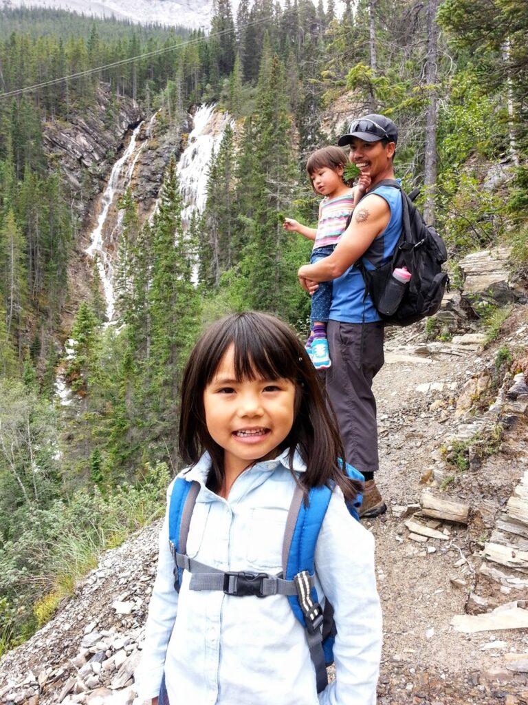 Grassi Lakes Difficult Trail