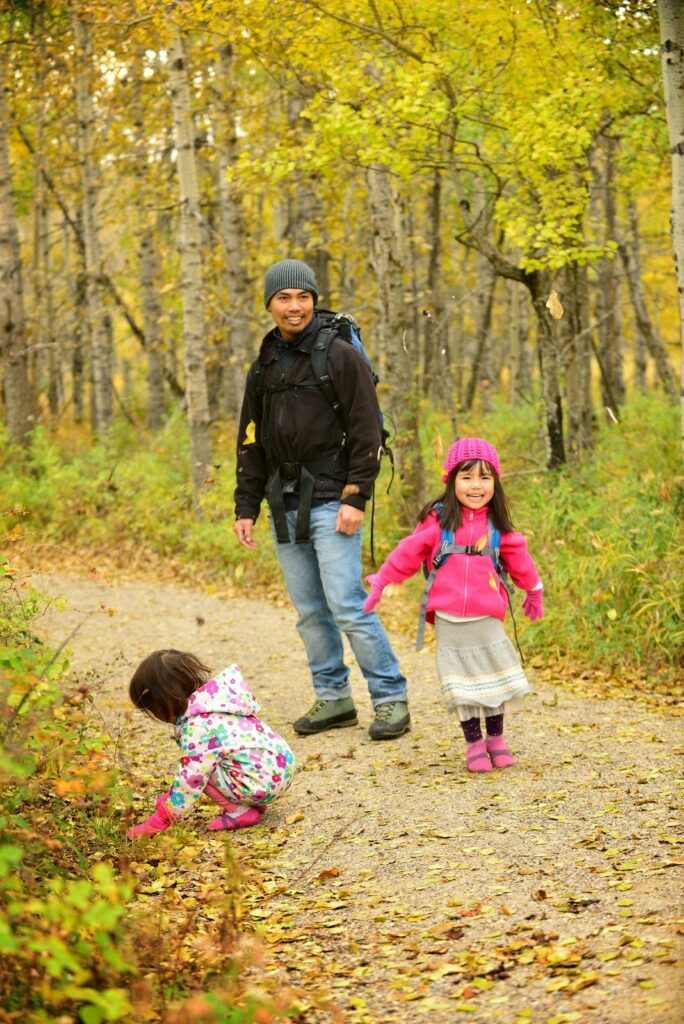 Glenbow Ranch Provincial Park in fall