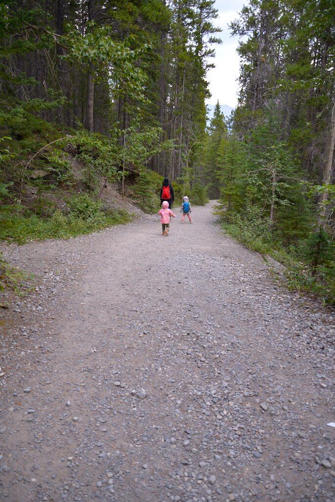 Grassi Lakes Easy Trail