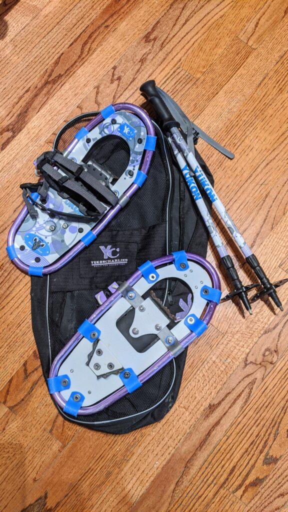 yukon-charlies-sno-bash-youth-snowshoes