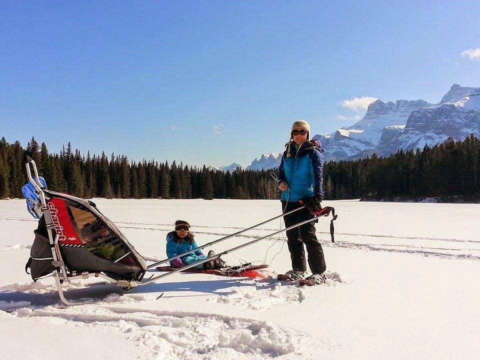 Johnson Lake, Banff