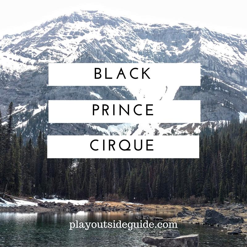 Black Prince Cirque, Kananaskis