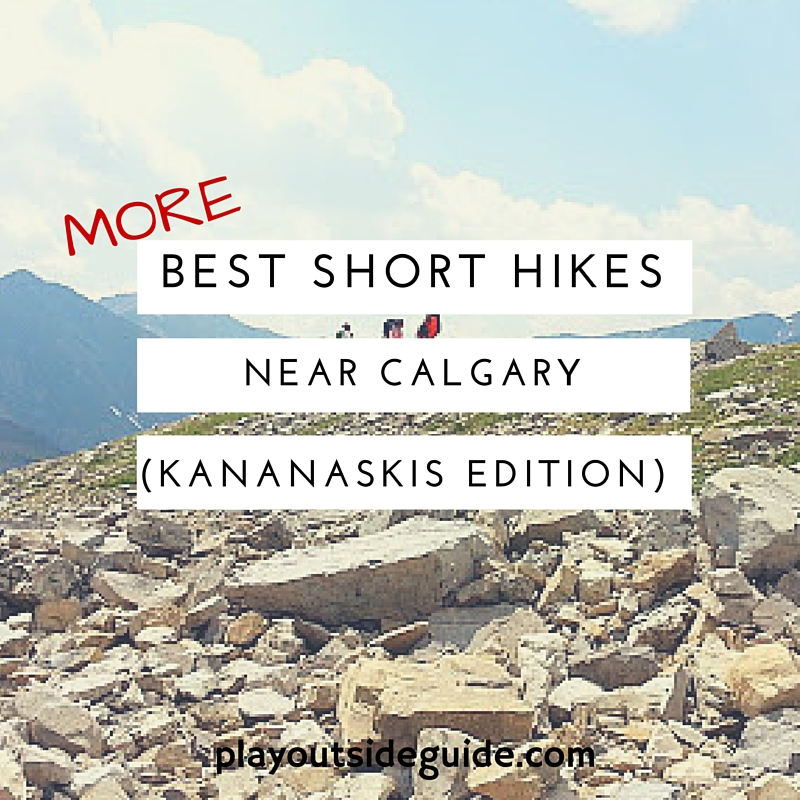 MORE Best Short Hikes Near Calgary (Kananaskis Edition