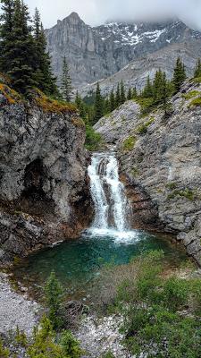 Edworthy Falls, Peter Lougheed Provincial Park