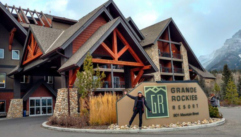 Grande Rockies Resort, Canmore
