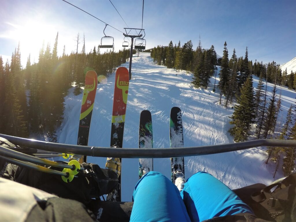 skiing-castle-mountain-resort