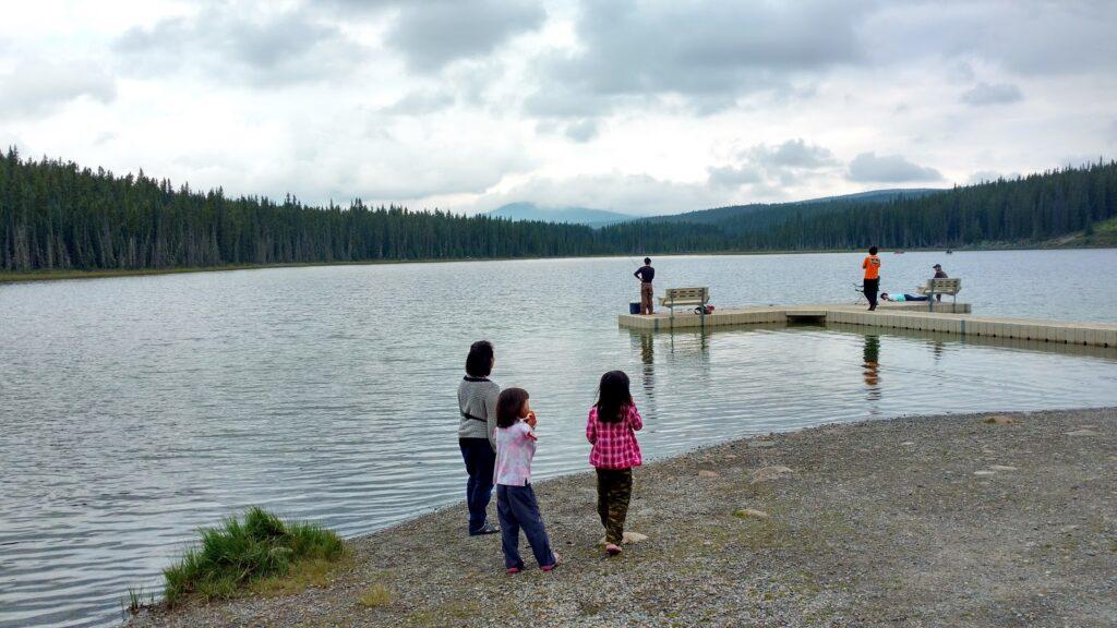 Goldeye-Lake