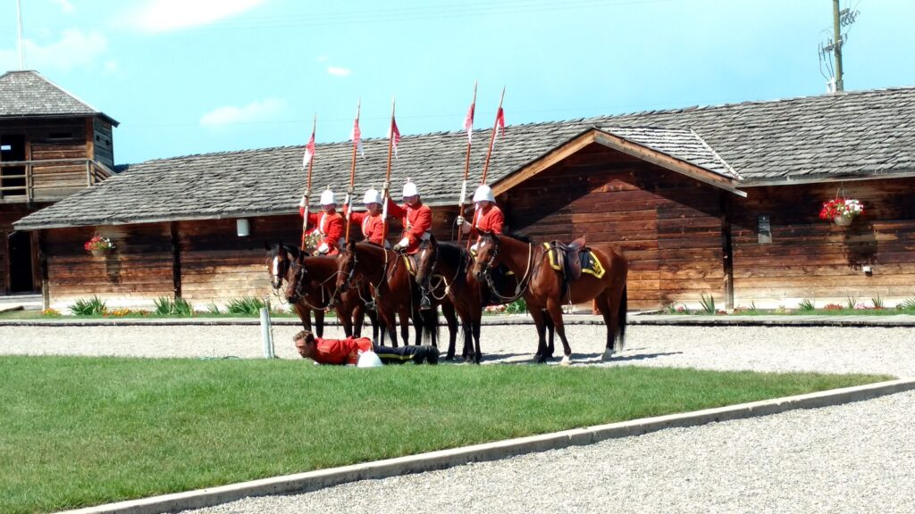 Fort Macleod NWMP Museum