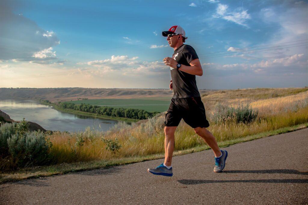 Conquer the Ridge Half Marathon, Medicine Hat 2