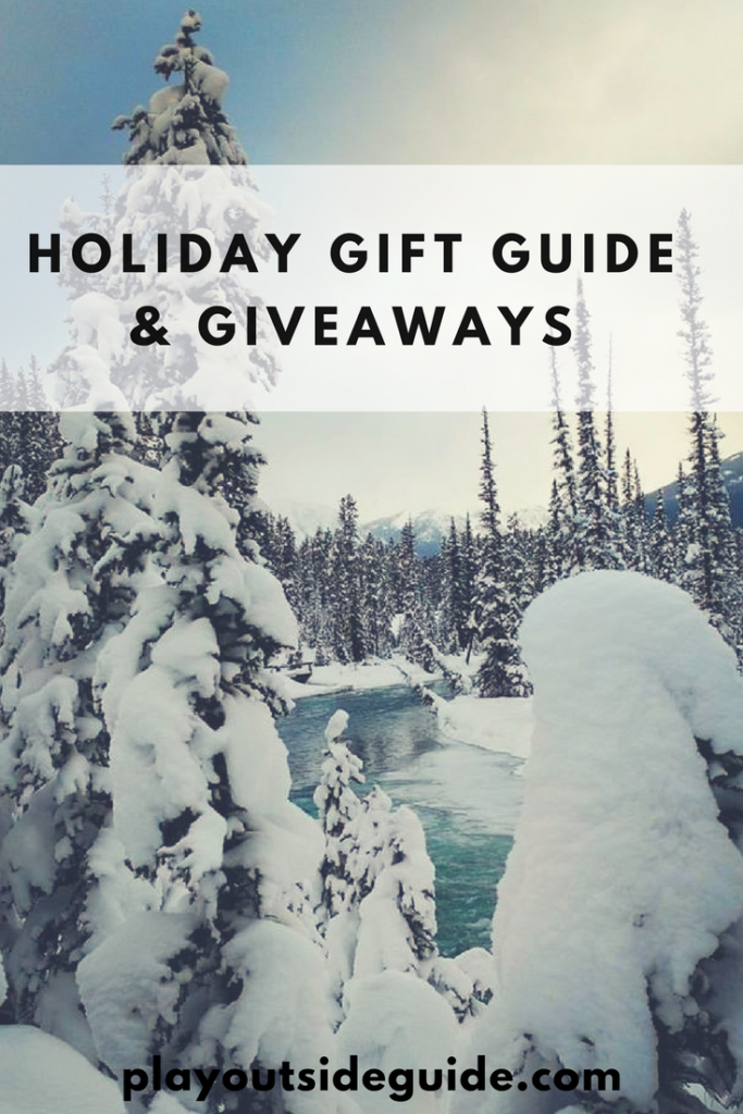 2017 Holiday Gift Guide for Outdoor Guys, Gals, and Kids!
