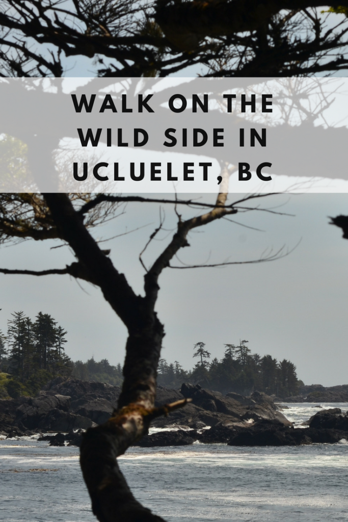 Things to do in Ucluelet pinterest pin