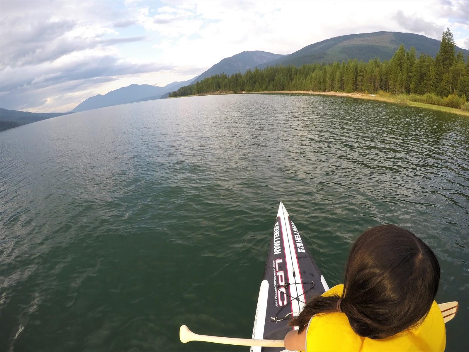 Upper Arrow Lake, Nakusp