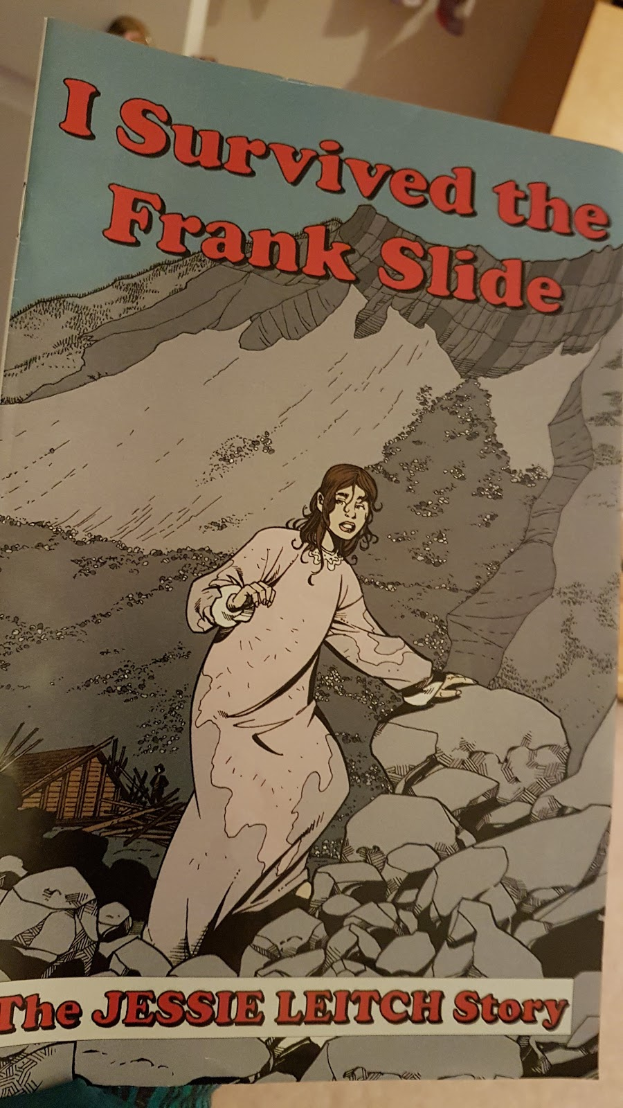 Frank Slide Graphic Novel