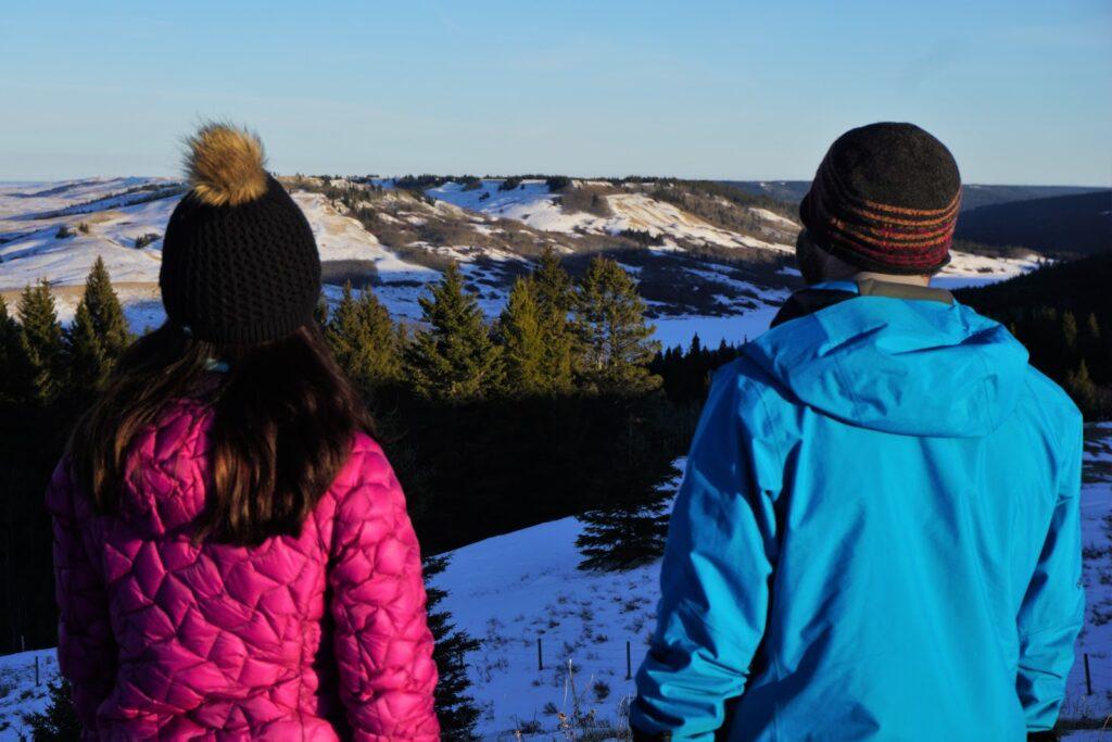 snowshoeing-cypress-hills-provincial-park