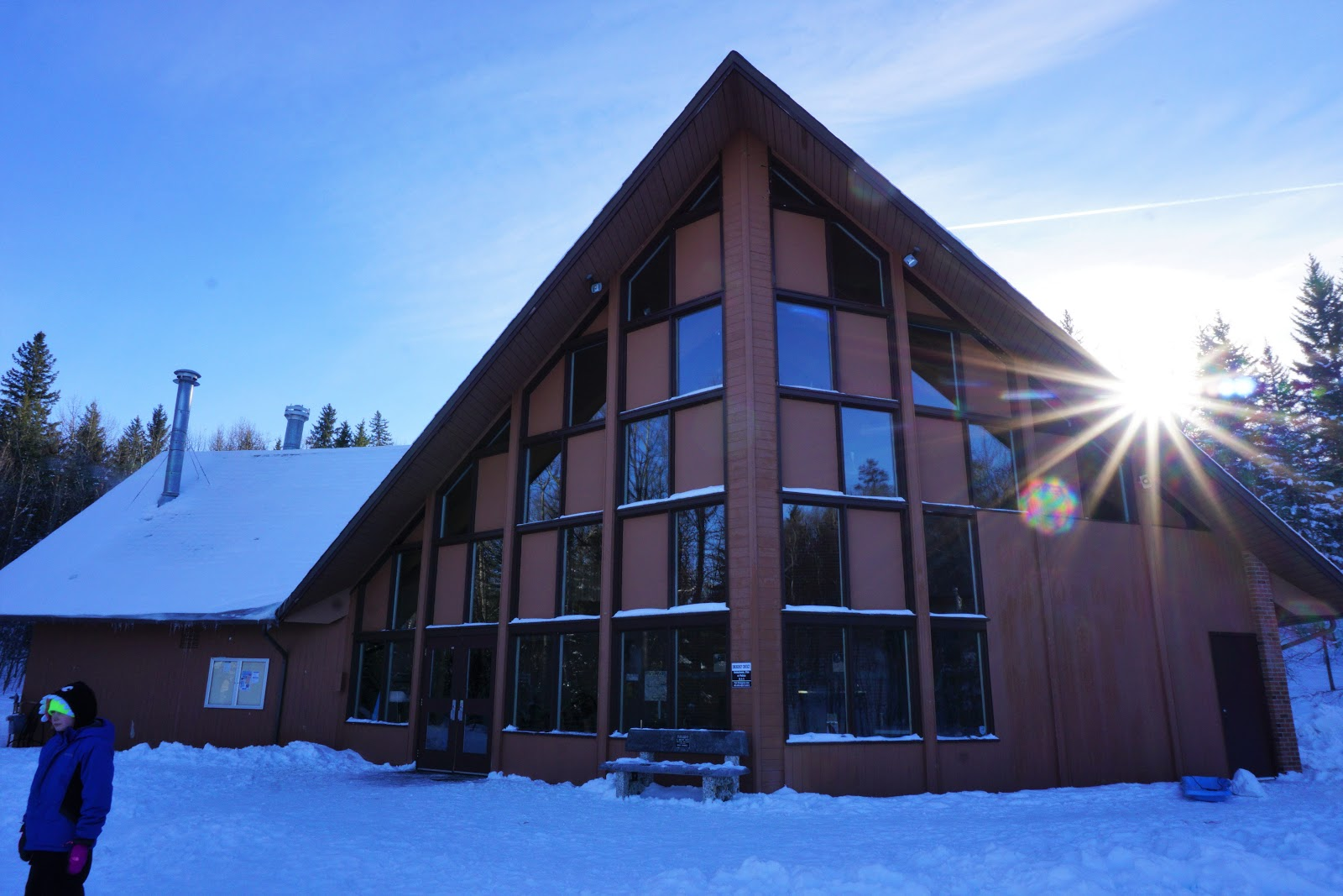 Cypress Hills Provincial Park Learning Centre