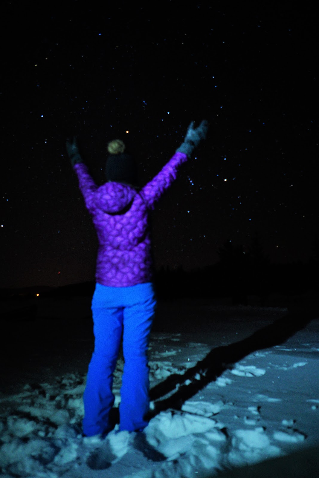 Stargazing at Cypress Hills Provincial Park