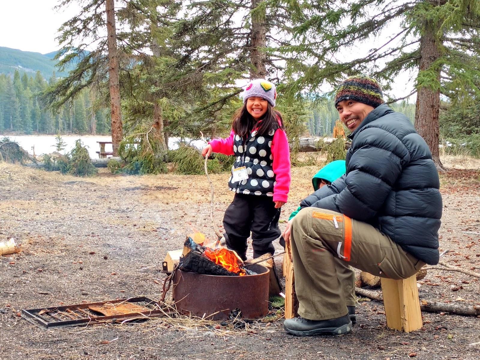 Lake Annette Day Use Area, Jasper National Park