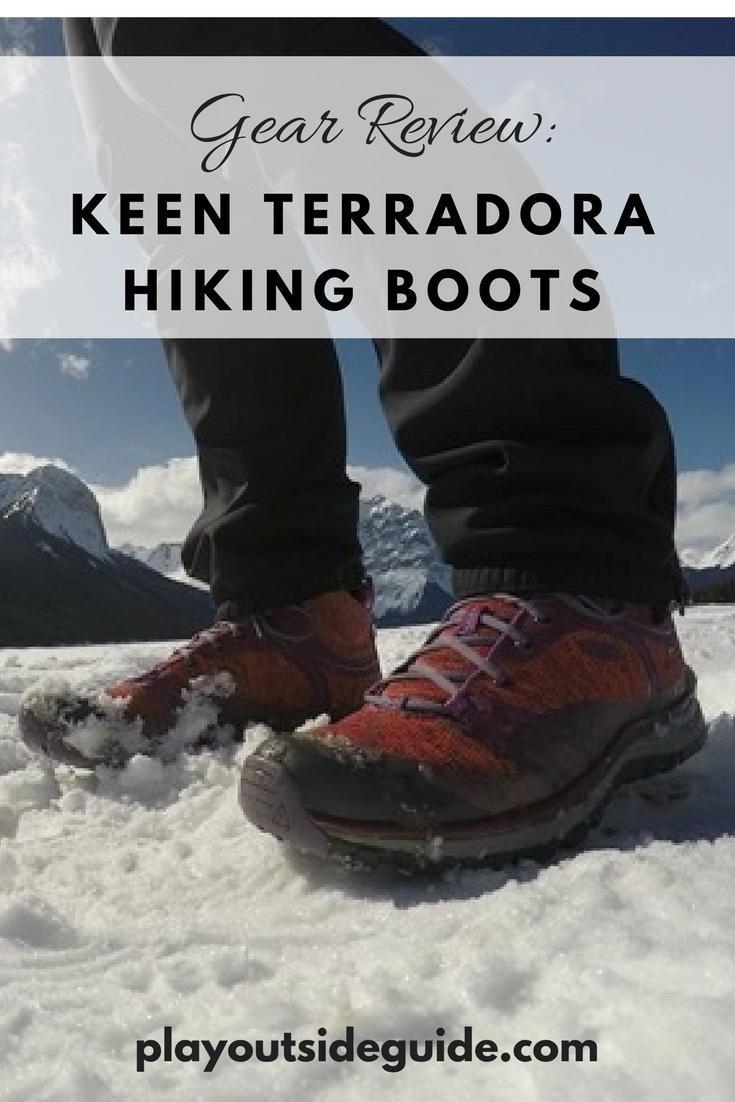 KEEN Terradora Hiking Boots Review
