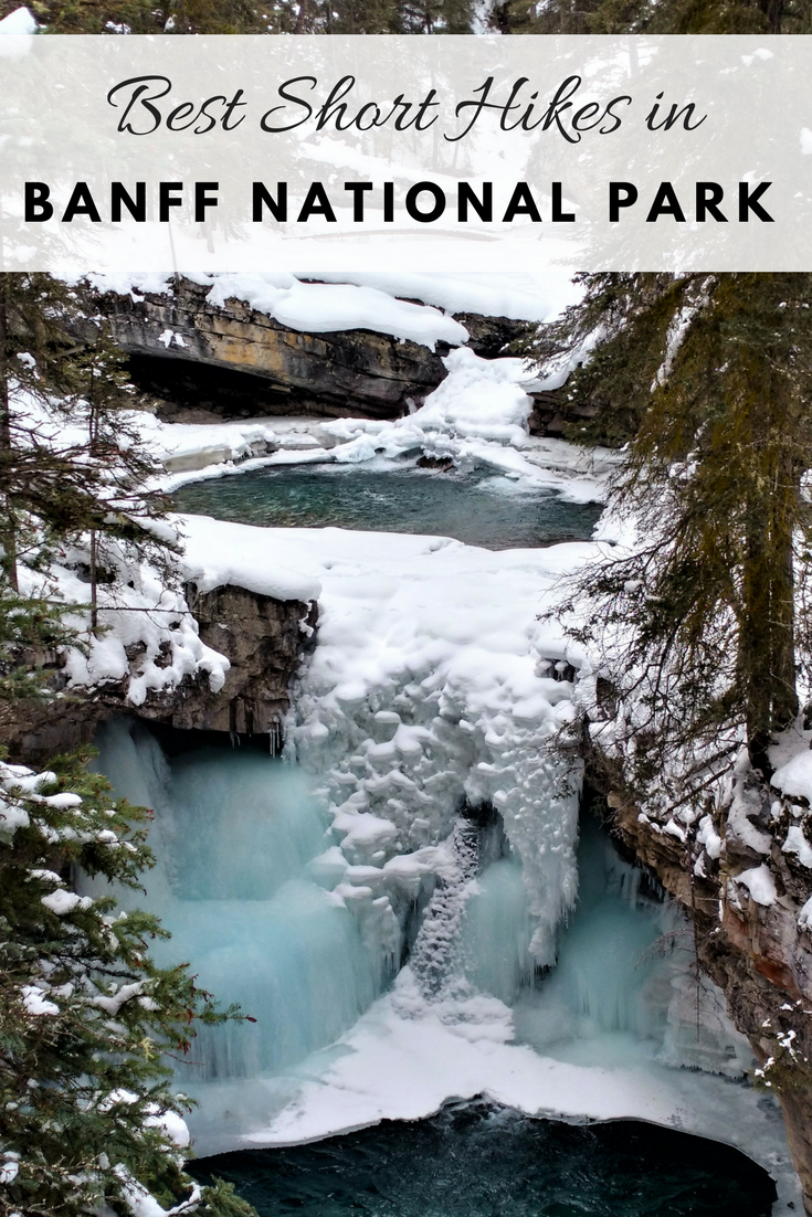 The Best Short Hikes in Banff: Part 1