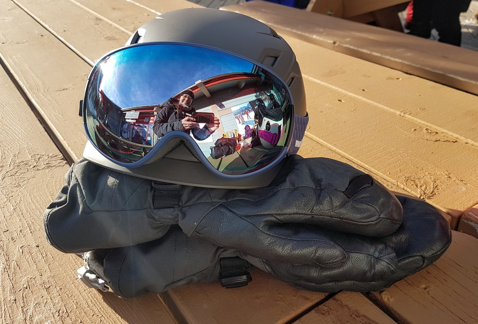Native Eyewear DropZone Goggles