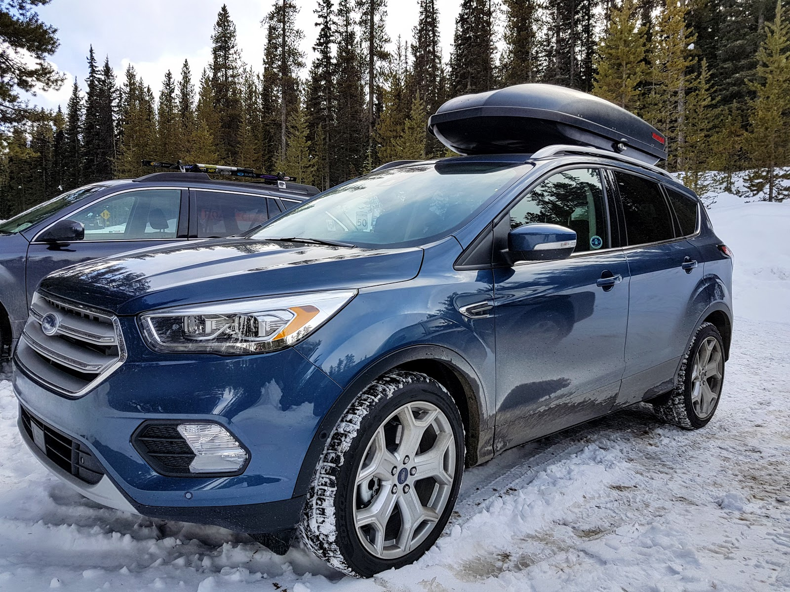 2018 Ford Escape Titanium Review Play Outside Guide