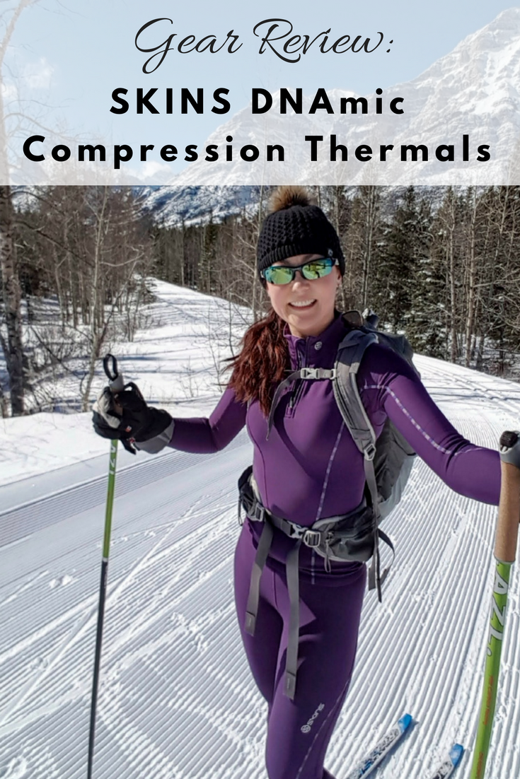 SKINS DNAmic Compression Thermals Review