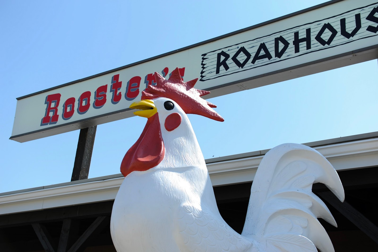 Rooster's Roadhouse, Clive, Alberta