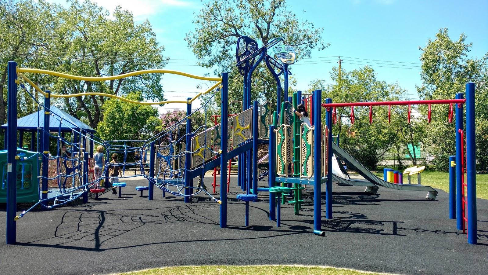 Riley Park Playground