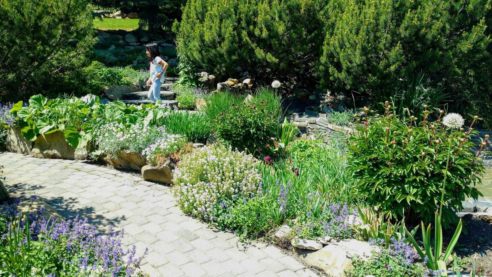 Senator Patrick Burns Memorial Rock Garden
