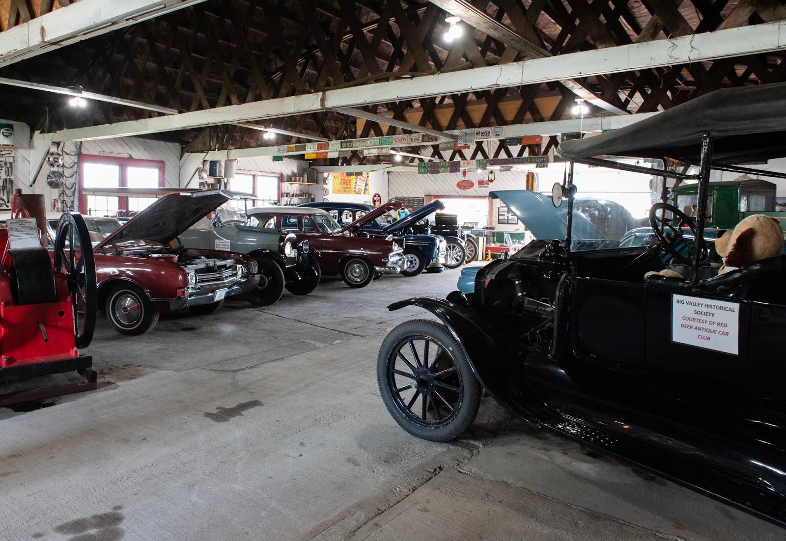 McLaren Motors Garage, Stettler, Alberta