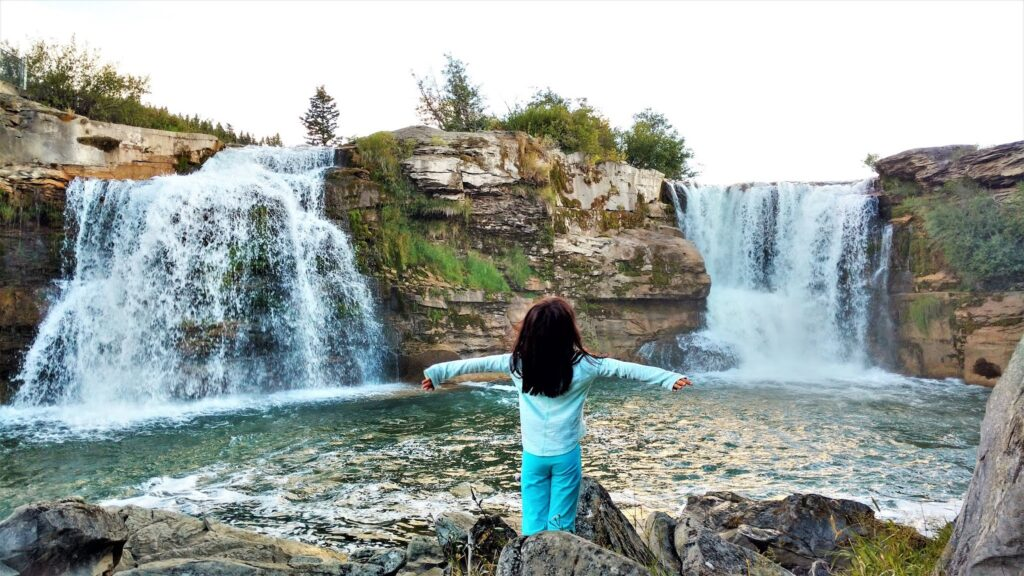 lundbreck-falls-alberta