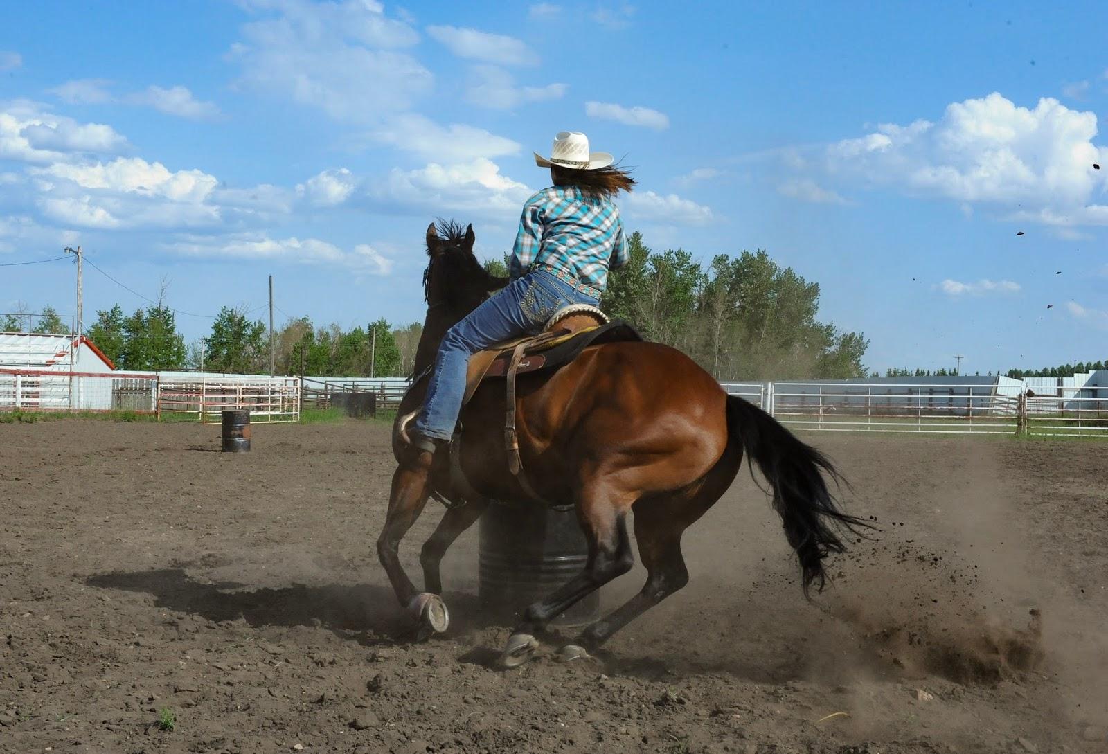 Tees Rodeo, Lacombe