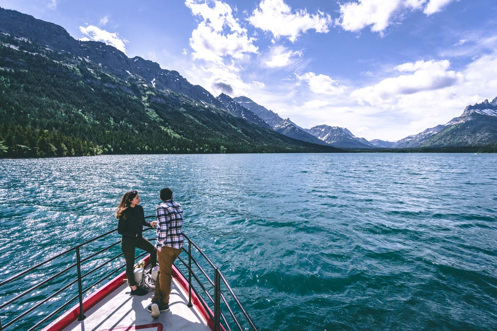Waterton Lake Cruise