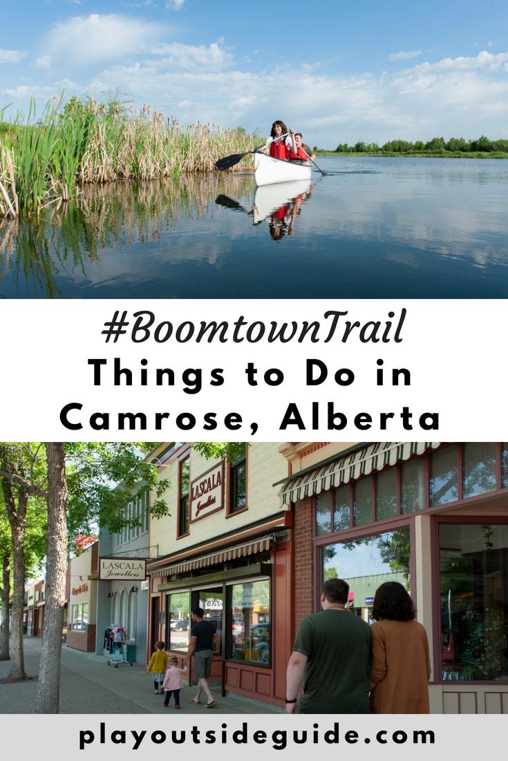 Things to do in Camrose, Alberta