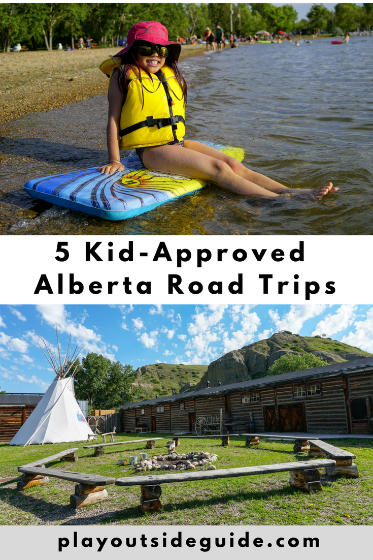 5 kid-approved Alberta road trips