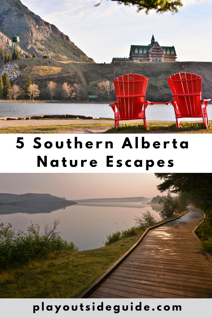 Five southern Alberta nature escapes
