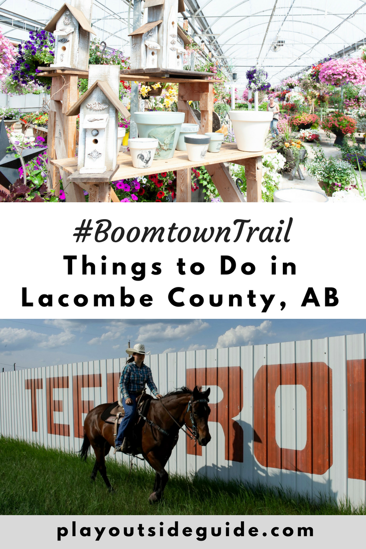 Things to do in Lacombe County, Alberta