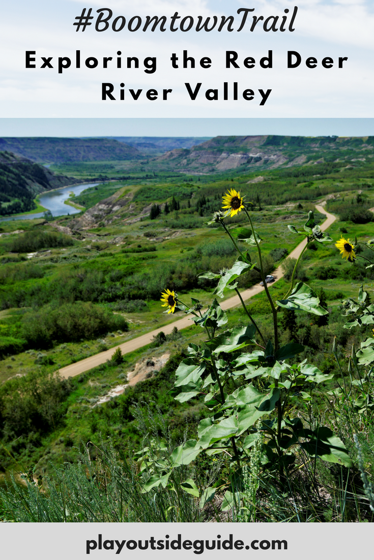 Explore the Red Deer River Valley, Boomtown Trail