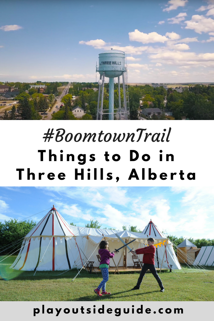 Things to do in Three Hills, Alberta