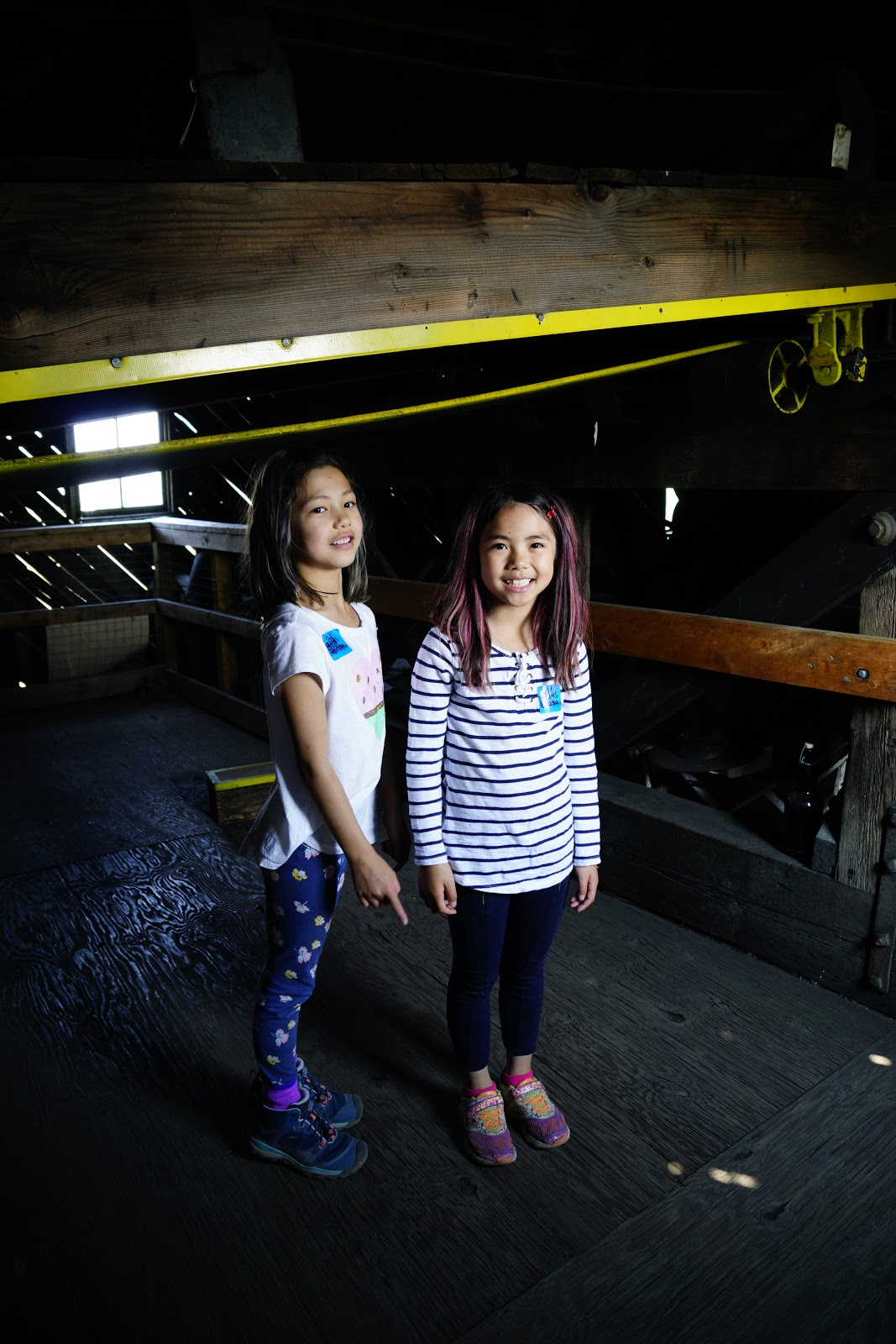 Exploring the Atlas Coal Mine Tipple