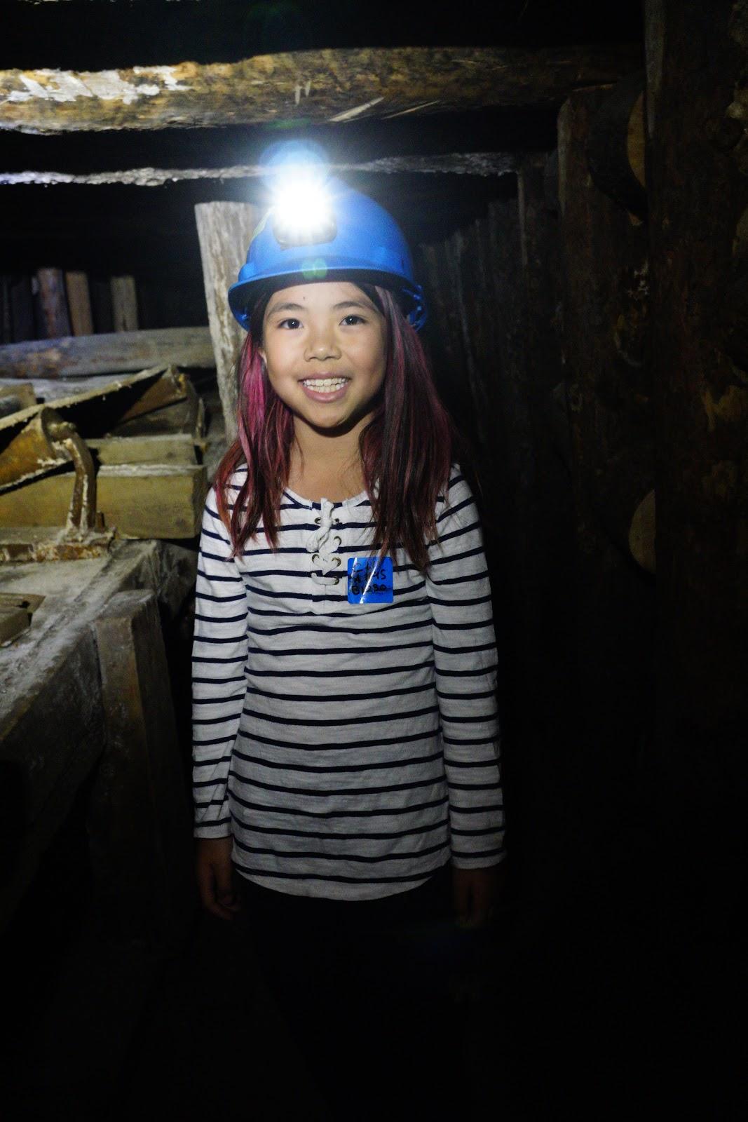 Mini Miner at Atlas Coal Mine